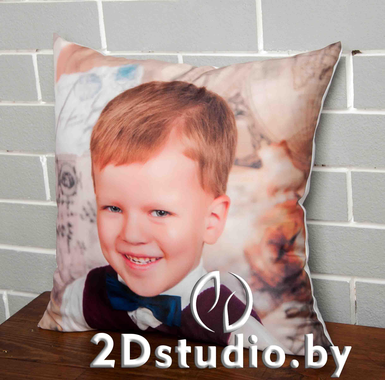 подушки с фото love