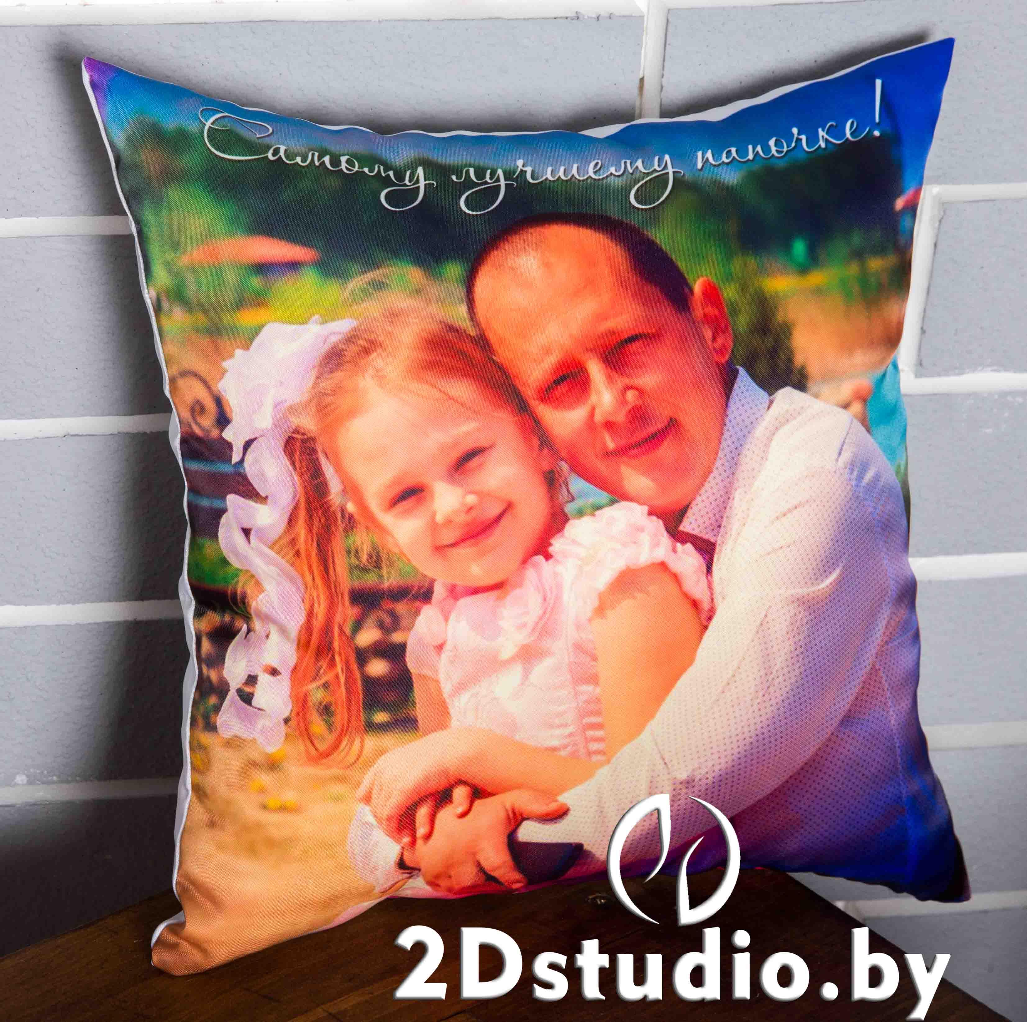 подушка с фото заказать брест