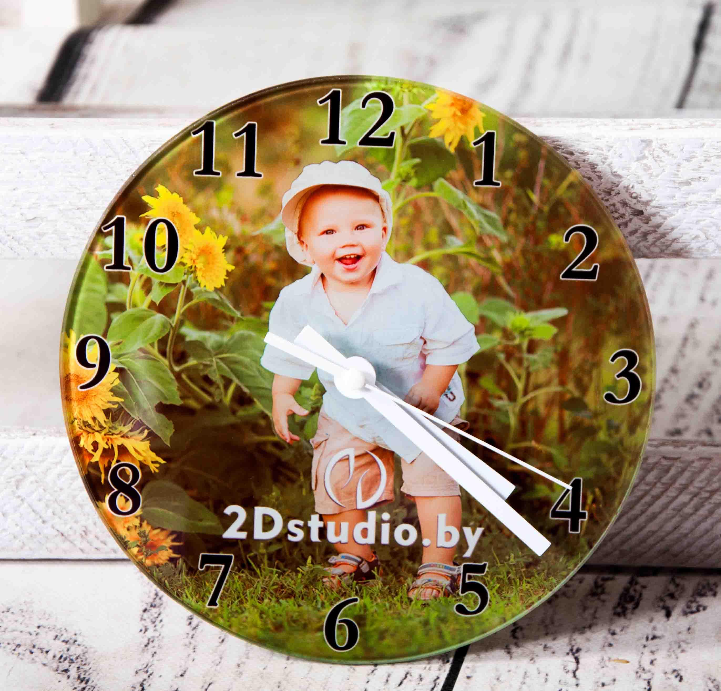 часы с фото заказать Брест