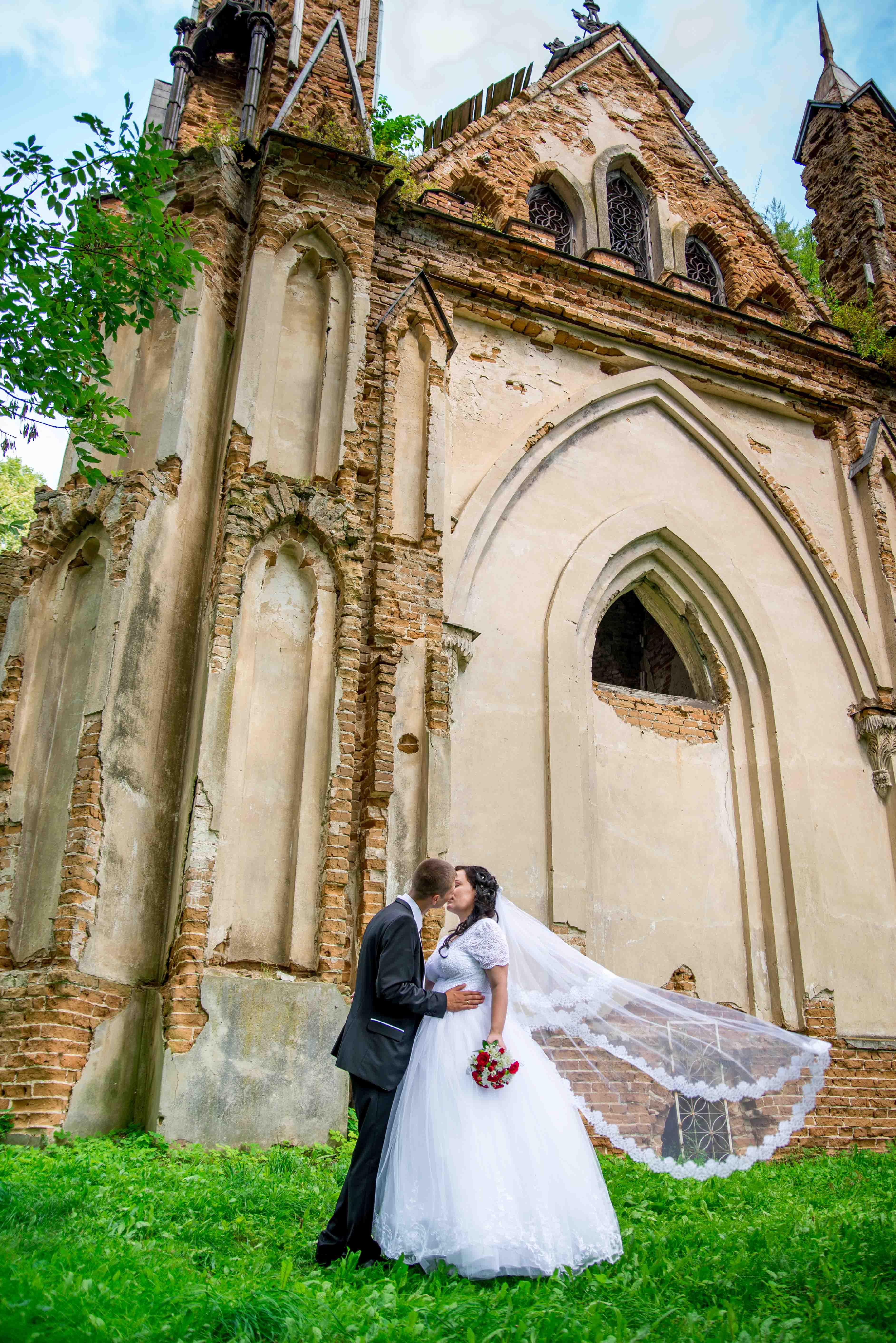 Свадебная фотосессия в Бресте