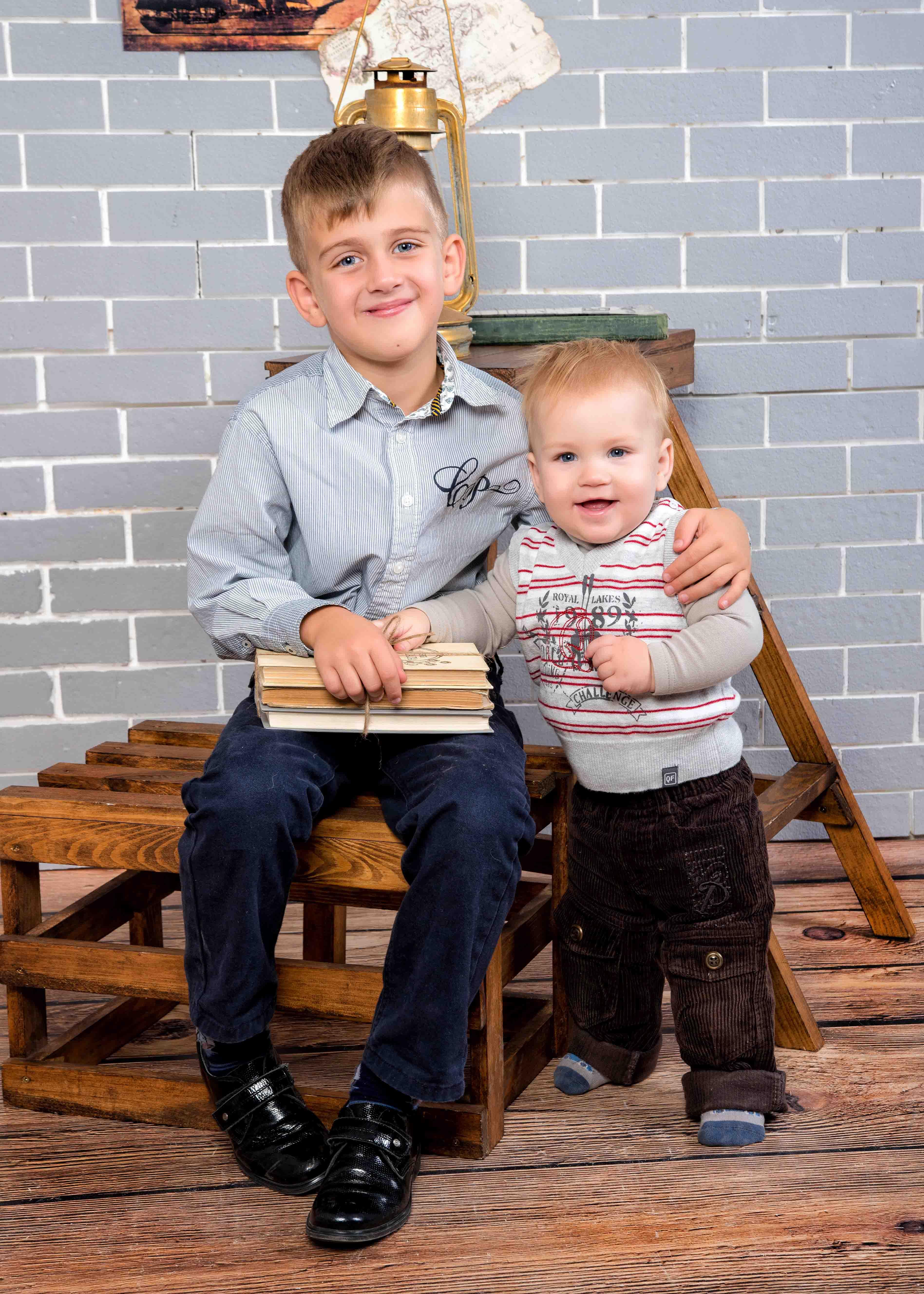 Фотосессия ребенка в Бресте