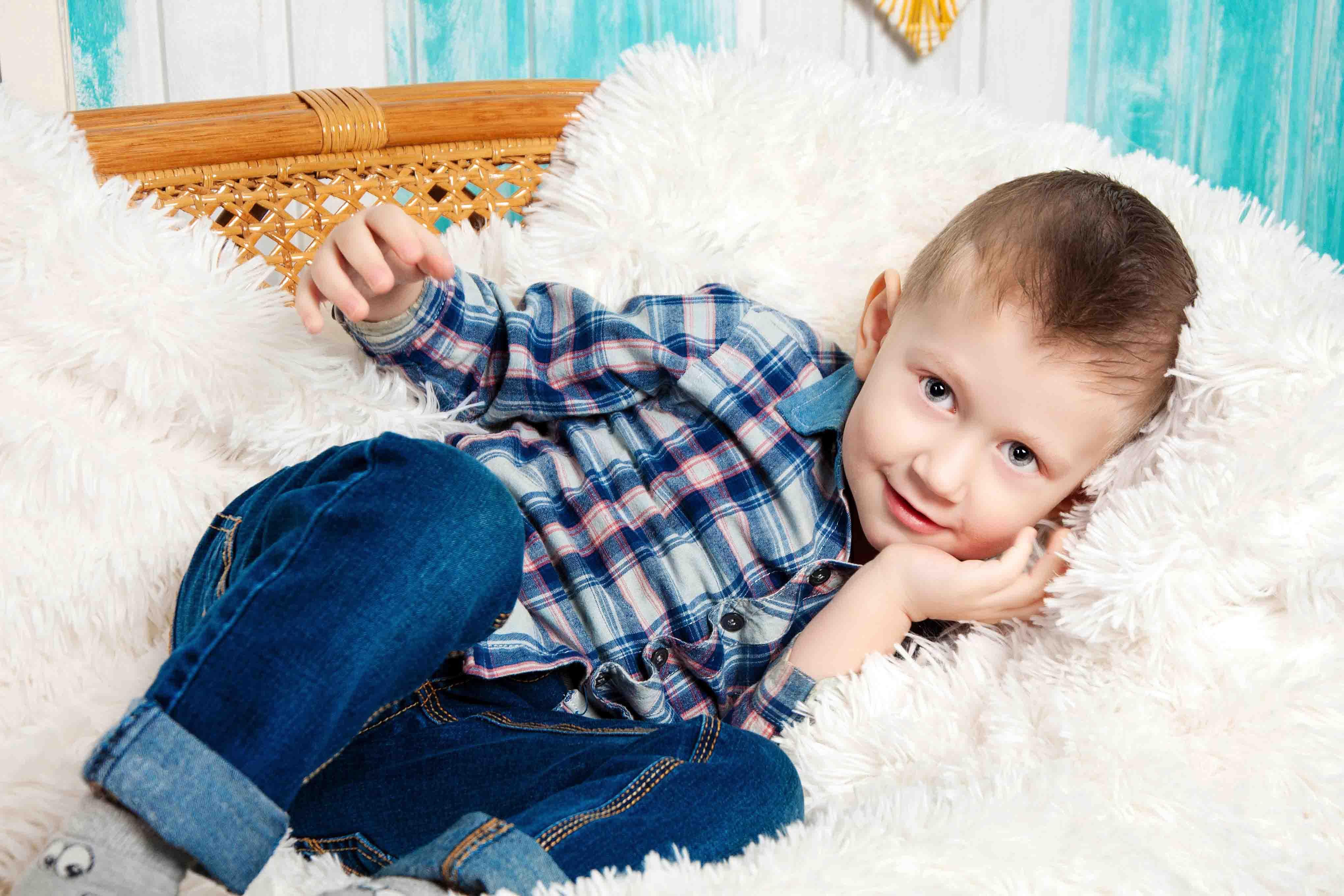 Детская фотосессия в Бресте
