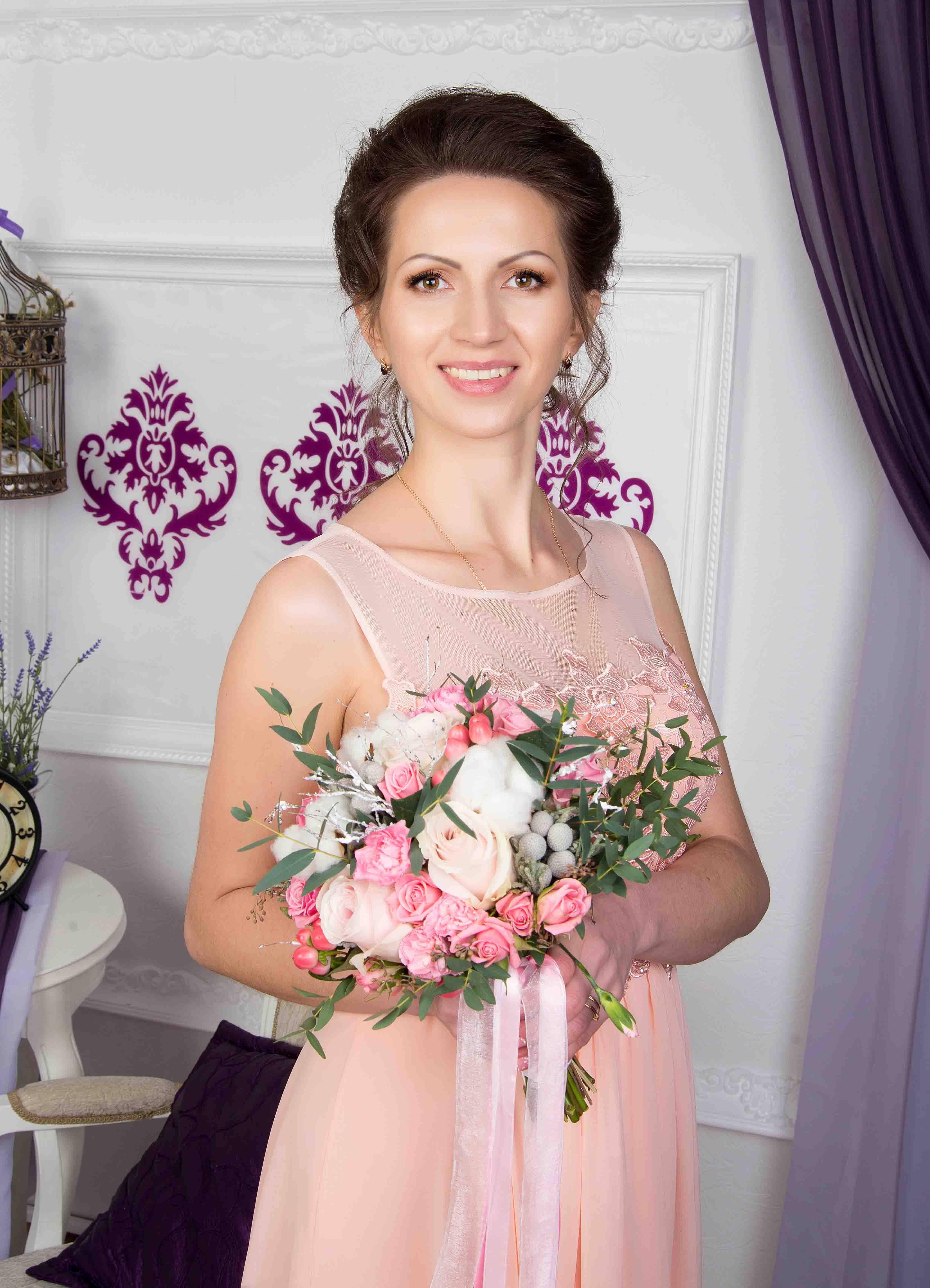 Студийная свадебная фотосессия Брест