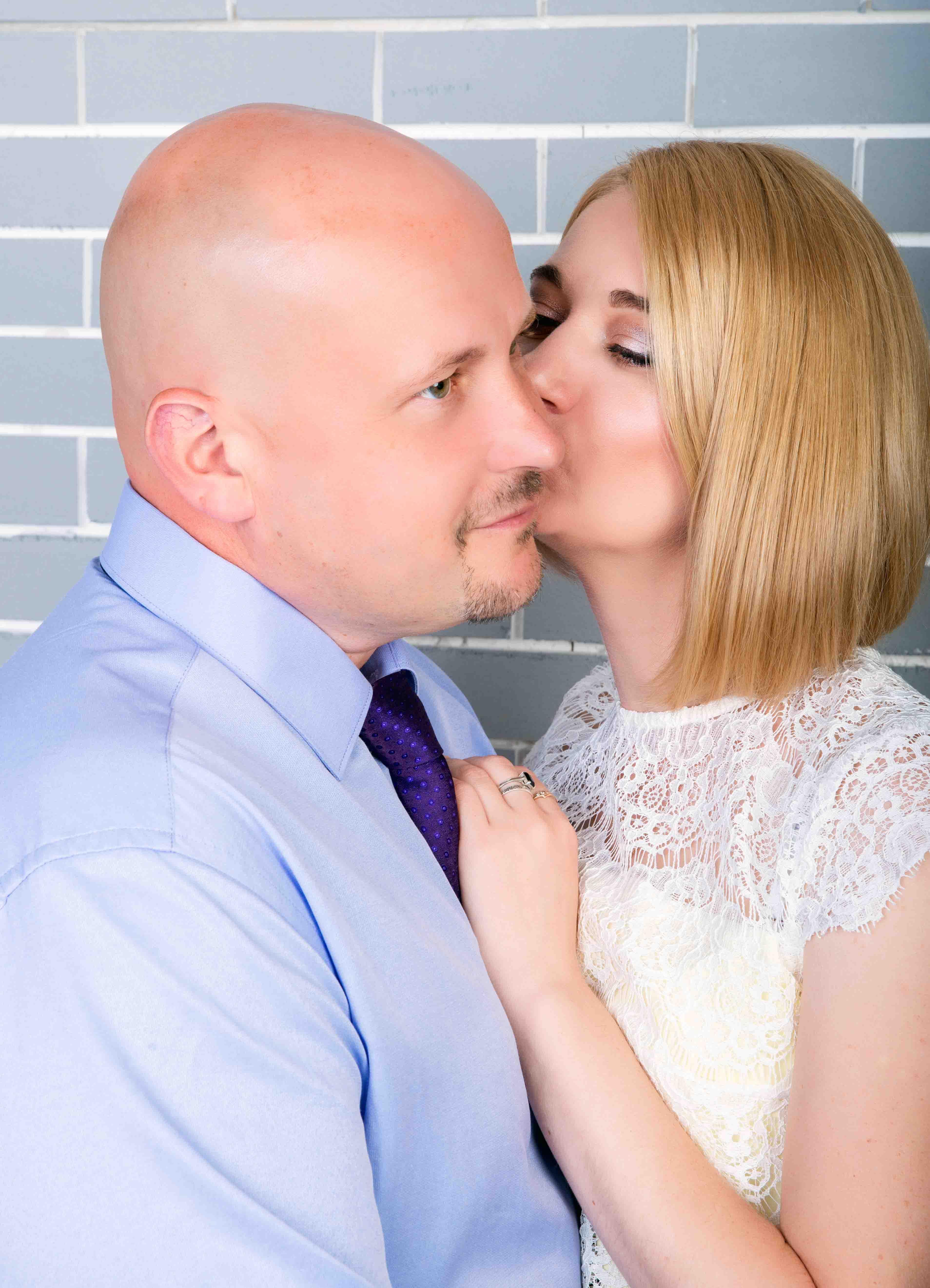 Студийная свадебная фотосессия в Бресте