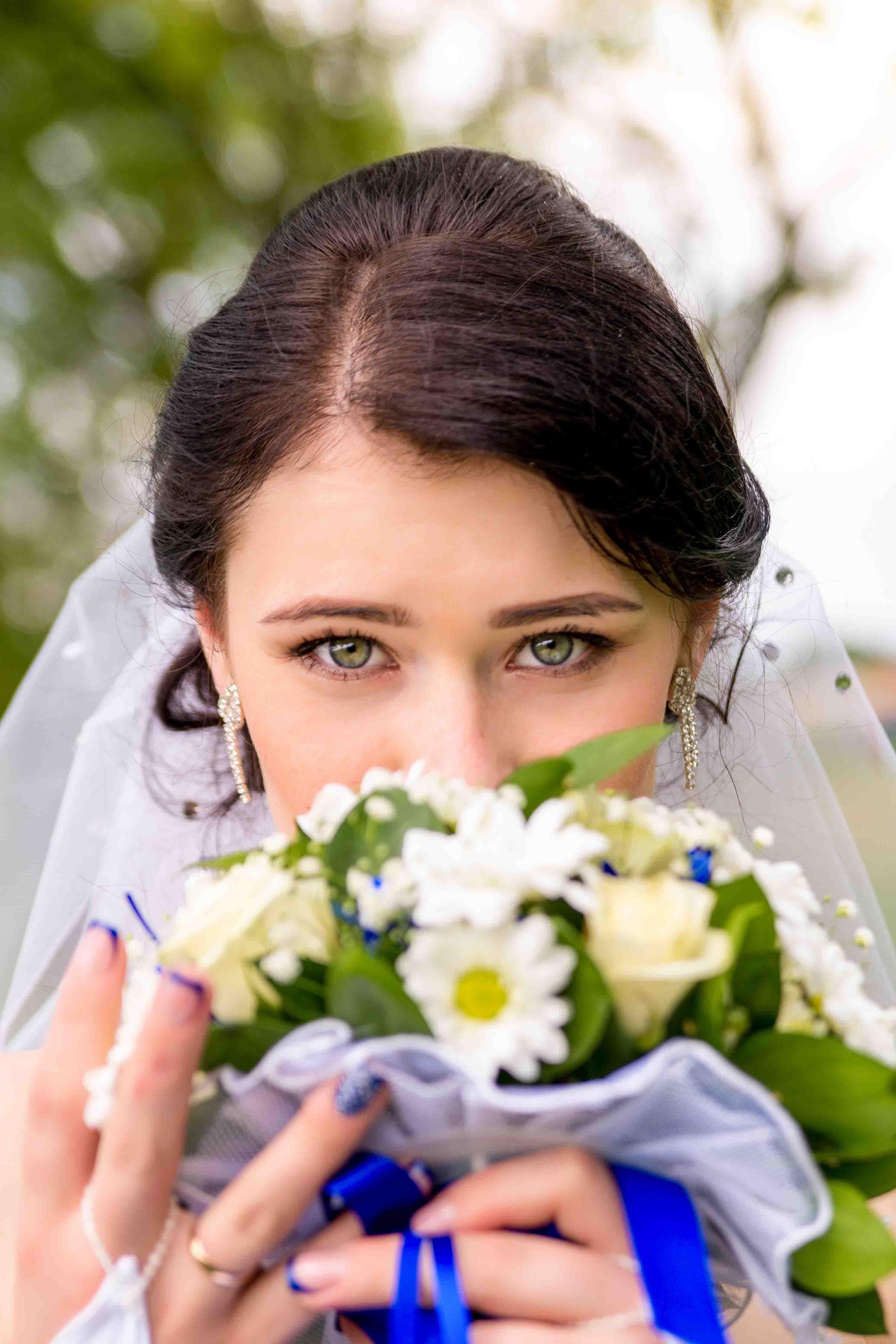 Свадебная фотосессия в фотостудии Брест