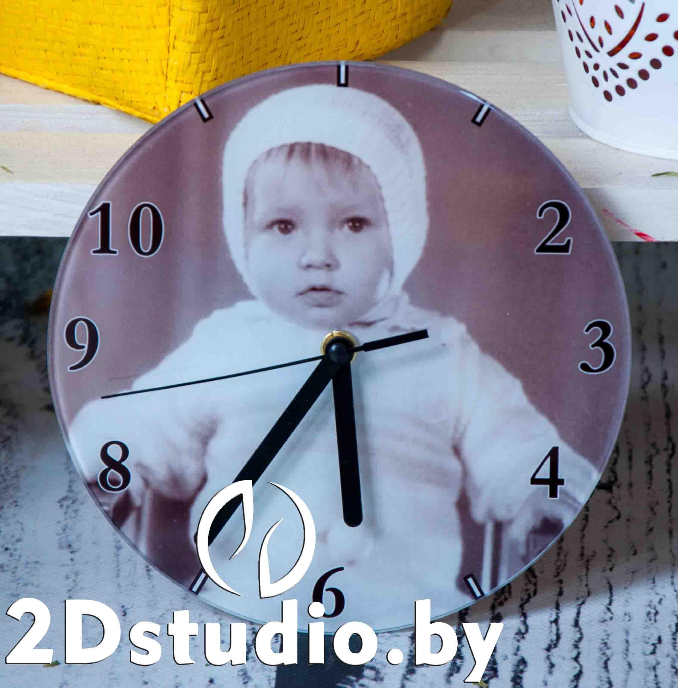 часы с фотографией Брест