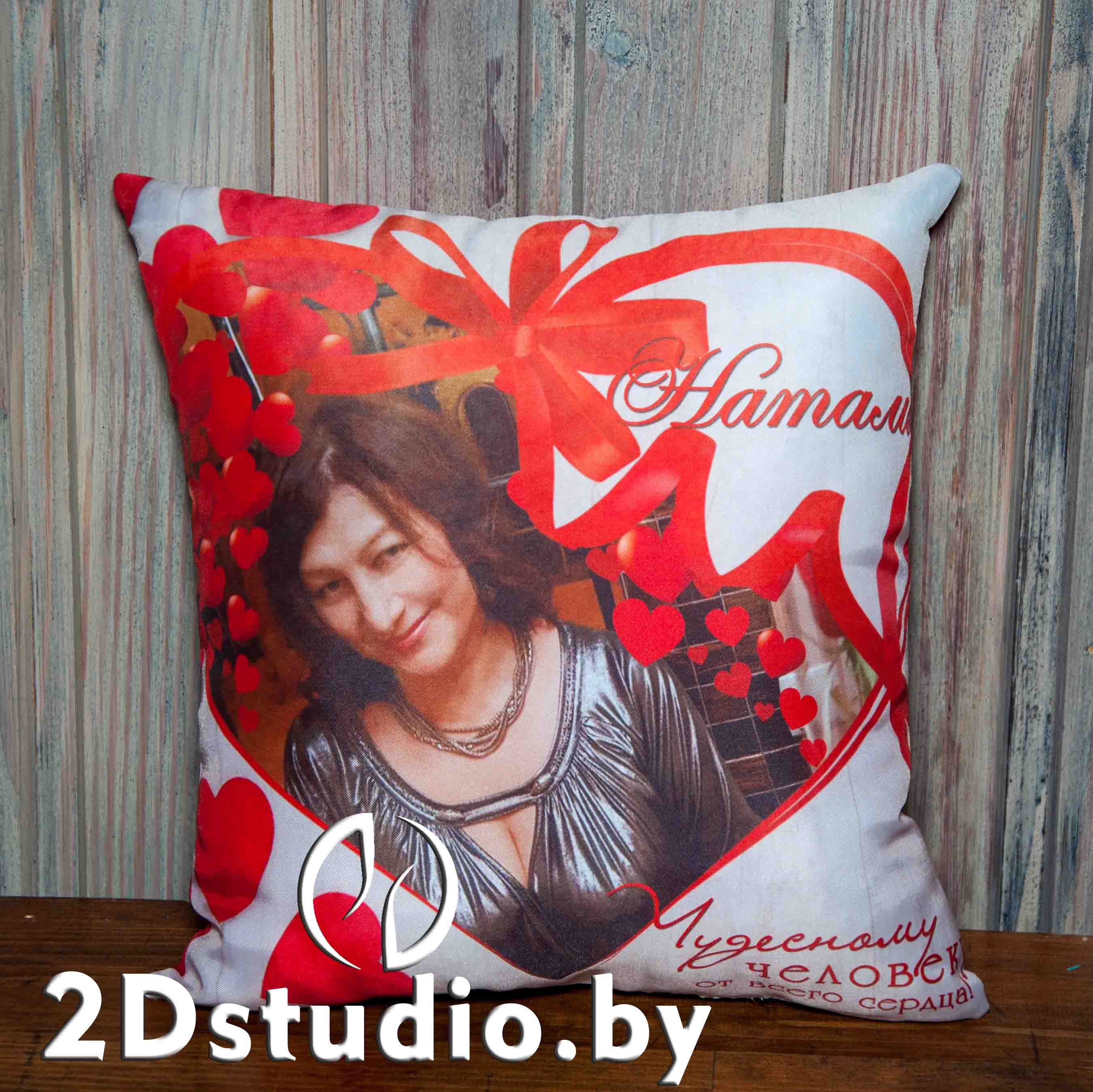 подушка с фотографиями брест